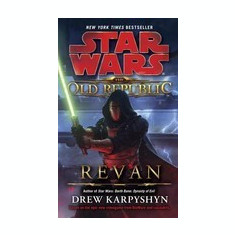 Revan: Star Wars (the Old Republic) - Carte in engleza