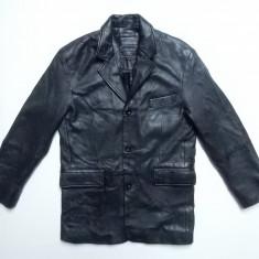 Geaca piele naturala Tomahawk Leather; marime M, vezi dimensiuni; impecabila - Geaca barbati, Marime: M, Culoare: Din imagine