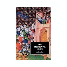 The Medieval Siege - Carte in engleza