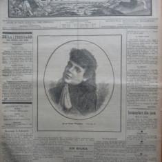 Ziarul Universul , 18 Februarie 1890