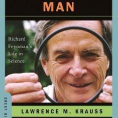 Quantum Man: Richard Feynman's Life in Science - Carte in engleza
