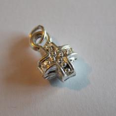 Pandant argint -2 - Pandantiv placate cu aur