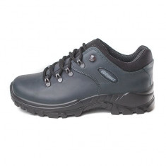 Pantofi barbat Grisportesti din piele cu membrana Gritex (GR10309D60GE), Marime: 41, 42, 43, 44, Culoare: Negru