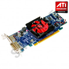 Placa video ATI Radeon 6450 1GB DDR3 64-Bit DVI DP Low Profile HTPC GARANTIE!! - Placa video PC ATI Technologies, PCI Express