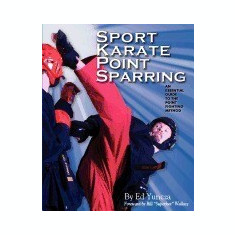 Sport Karate Point Sparring - Carte in engleza