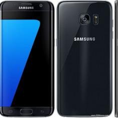 Samsung Galaxy S7 Edge 32GB Black Sigilat Nou - Telefon Samsung, Negru, Neblocat, Single SIM