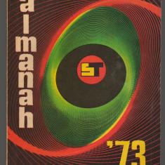 (C7322) ALMANAH STIINTA SI TEHNICA 1973