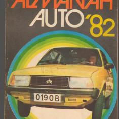 (C7341) ALMANAH AUTO 1982