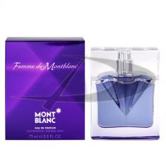 Mont Blanc Femme de Montblanc, 75 ml, Apă de parfum, pentru Femei - Parfum femeie