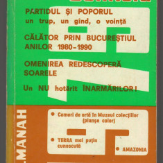 (C7315) ALMANAH SCANTEIA 1979