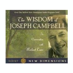 The Wisdom of Joseph Campbell - Carte in engleza