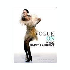 Vogue on Yves Saint Laurent - Carte in engleza