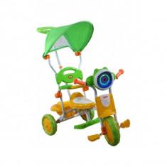 Tricicleta ARTI 260C - Verde - Tricicleta copii