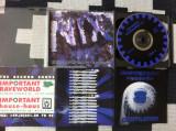 Important Compilation vol 3 Various dublu disc 2 cd muzica techno hard trance