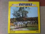 TARAFUL VARFURILE VIRFURILE Arad album disc vinyl lp muzica populara folclor