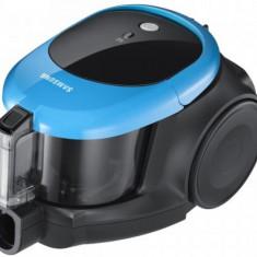 Aspirator fara sac Samsung VCC44E0S3B/BOL, 1500W, 1.3l (Negru-Albastru) - Aspirator cu Filtrare prin Apa