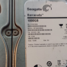 ST1000DM003 Seagate 1TB 1000gb defect, SATA2
