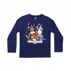 Bluza cu imprimeu Angry Birds