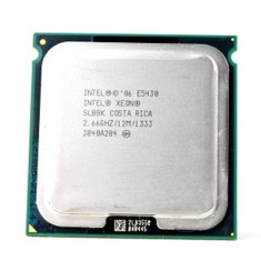 Procesor Intel Xeon E5430 Quad Core 2.66GHz md sk 775 performante Q9550 - Q9650 - Procesor PC Intel, Intel Core 2 Quad, Numar nuclee: 4, Peste 3.0 GHz, LGA775