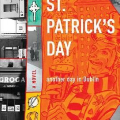 St. Patrick's Day: Another Day in Dublin - Carte in engleza