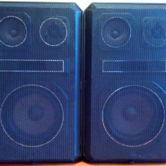 Boxe ITT BR3 - 70, 3 cai bass reflex 45W la 8 ohmi Bose