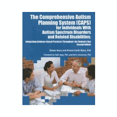 The Comprehensive Autism Planning - Carte in engleza
