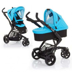ABC Design 3Tec Rio Blue, Nou, in cutie, 2 in 1 - Carucior copii 2 in 1 ABC Design, Albastru