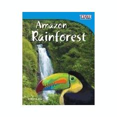 Amazon Rainforest - Carte in engleza