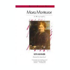 Maria Montessori: A Biography - Carte in engleza