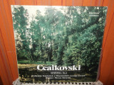 CEAIKOVSKI - SIMFONIA NR.4 IN FA MINOR .OP. 36 - ORCHESTRA GEORGE ENESCU