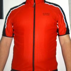 Tricou ciclism alergare N2S GOREBIKE WINDSTOPPER L cred M ca nou transp inclus, Culoare: Rosu, Tricouri