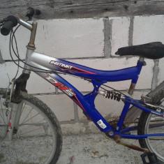 Bicicleta Mountain Bike DHS Instinkt, 28 inch, 26 inch, Numar viteze: 18