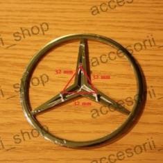 Emblema MERCEDES VITO 1999- 2003 spate - Embleme auto, Mercedes-benz, VITO (638) - [1996 - 2003]