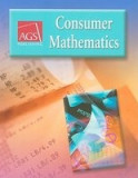 Consumer Mathematics