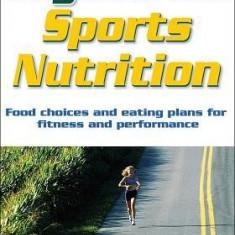 Vegetarian Sports Nutrition - Carte in engleza