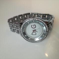 Ceas Dolce & GABBANA - D & G - model 1171045 Argintiu - Ceas dama Dolce & Gabbana, Quartz