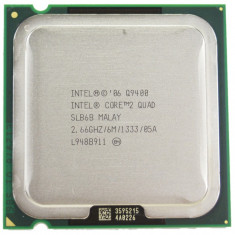Procesor QuadCore Q9400 2.66G LGA775 6MB cache - factura + garantie 12luni - Procesor PC, Intel, Intel Core 2 Quad, Numar nuclee: 4