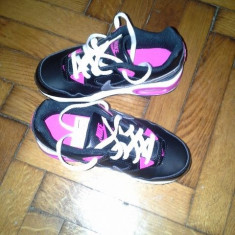 Incaltaminte copii - Adidasi copii Nike, Marime: 30, Culoare: Negru
