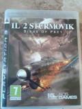 vand joc  PS3 ,  IL 2 STURMOVIK  BIRDS OF PREY , PAL,ENGLEZA,ca nou,complet