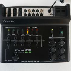 Procesor mixer video/audio Vivanco VCR 3066 S-VHS/ Hi8/ VHS/8 - Procesor de voce Altele