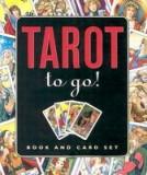 Tarot to Go! Book & Mini Deck [With Mini Deck]