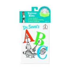 Dr. Seuss's ABC [With CD] - Carte in engleza