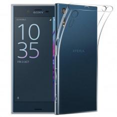Husa de protectie ultraslim Sony Xperia XZ / XR, transparent - Husa Telefon