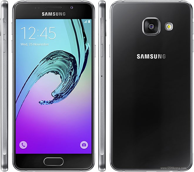 Samsung Galaxy A3 (2016) A310F Black single sim Sigilat Nou foto mare