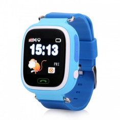 Ceas smartwatch copii, SIM, GPS, WiFi, apel SOS, 3 functii, touchscreen, Android, iOS