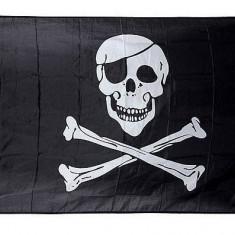 Steag pirati - Jolly Roger - Decoratiuni petreceri copii