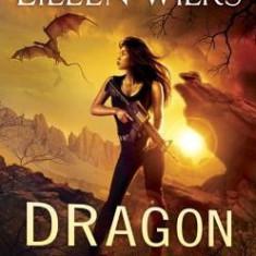 Dragon Spawn - Carte in engleza
