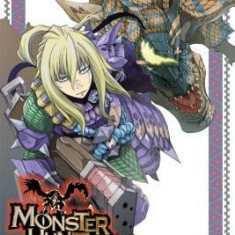 Monster Hunter: Flash Hunter, Vol. 4 - Carte in engleza