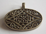 Pandant argint vintage  -993