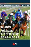 60 Jumps Horses to Follow 2015 - 2016